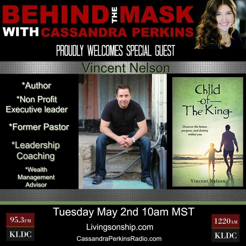 Behind the Mask Interview - Vince Nelson